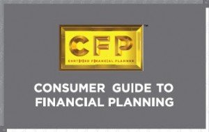 CFP Consumer guide to financial planning