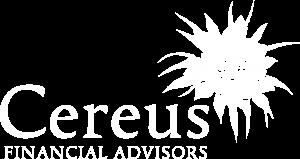 Cereus Logo - White