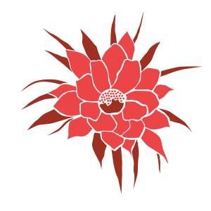 Cereus Flower Icon